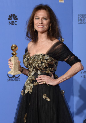 Jacqueline Bisset 711x1024 Top 10 quotes from the Golden Globes 2014