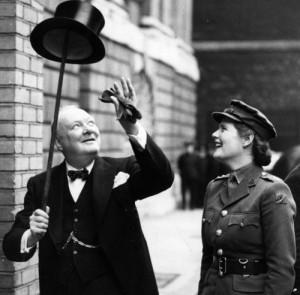 Obit of the Day: Winston Churchill's Last Living ChildMary Soames ...