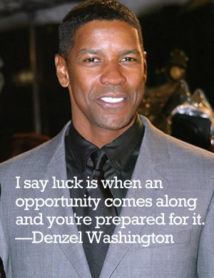 Denzel Washington Funny Quotes