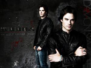 Damon Salvatore The Vampire Diaries HD Wallpaper #1432