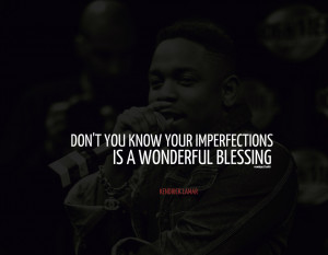 Quotes Kendrick Lamar Sing...