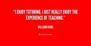 Quotes About Tutoring