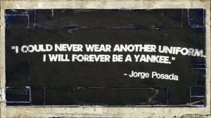 ... was different from everyone elses when it came to the yankees i wanted