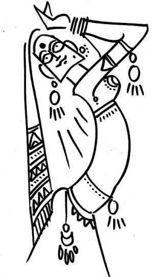 Iillustration/ Devdutt pattanaik