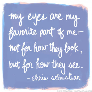 eye, eyes, favorite, postcards from far away, quote, see