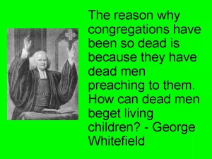 George Whitefield: George Whitefield, True Christian, Christian Quotes ...