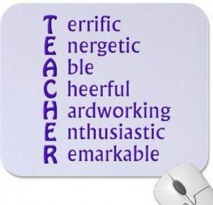 Happy Reading Great Teachers:-)
