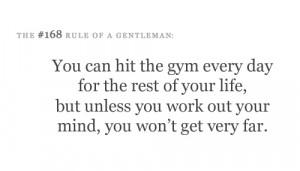You can hit the gym every day for the rest of your life, But unless ...