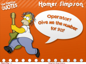 the simpsons quotes homer