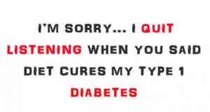 Share your inspirational or snarky #Diabetes quote or illustration for ...