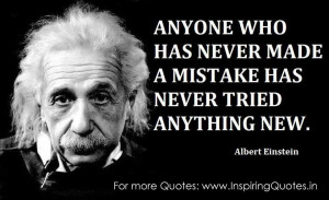 Albert Einstein Inspirational Quotes, Quotations of Albert Einstein