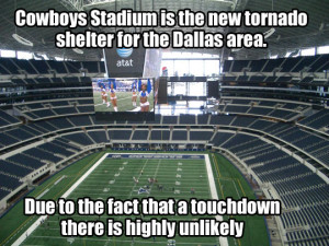 New tornado shelter…