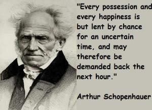 PHILOSOPHY – Introducing Arthur Schopenhauer