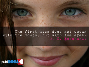 First Kiss Quotes
