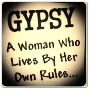 gypsy sayings - Google Search