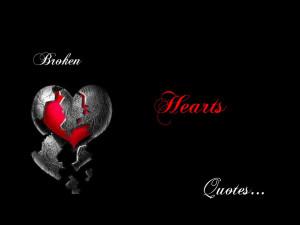 Broken Heart Sayings&Quotes