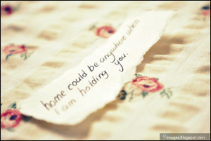 quotes, beautiful, awesome, bed, home could be any where when i am ...