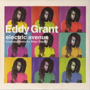 EDDY GRANT - ELECTRIC AVENUE (((EXTENDED ))) >>>
