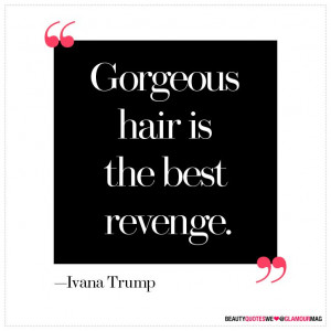 hair revenge #quote #quotes #positive #positivity #humor #funny #life