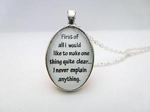 MARY-POPPINS-MAKE-ONE-THING-QUITE-CLEAR-QUOTE-SILVER-CAMEO-NECKLACE ...