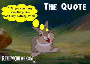 Thumper From Bambi Quotes