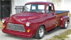 Custom Quote for 1955 Dodge Pick Up Truck Stock #00NE130