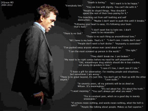 stupidity dr house religion hugh laurie house md house md