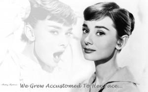 Audrey Hepburn Happy Birthday Audrey!