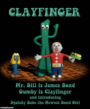 Gumby Quotes
