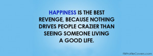 Happiness Facebook Timeline Cover