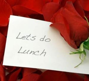 Romantic Lunch Date