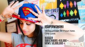 Interesting Facts on iiSuperwomanii