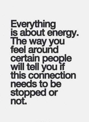 Everything is abt energy!!!
