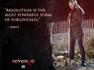 Great Quote by Revenge