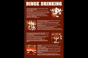 Binge drinking Picture Slideshow