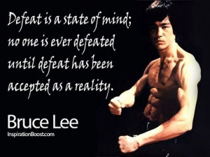 Inspirational Bruce Lee Quotes (15 pics) - Izifunny.com