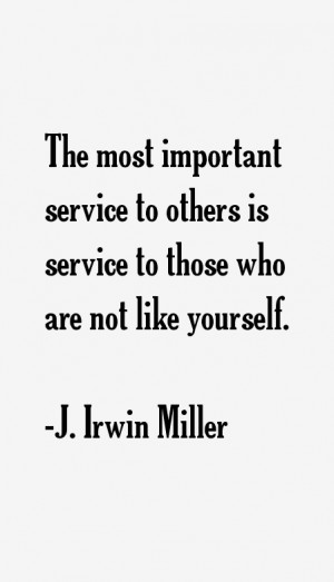 View All J. Irwin Miller Quotes