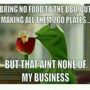 ... Kermit Quotes, Business Memes, So True, Kermit None Of My Business Tho