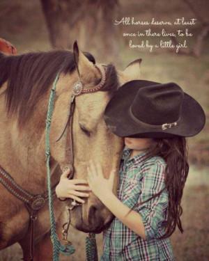 Every horse deserves
