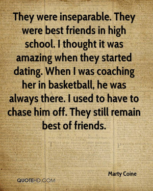 best friends dating quotes