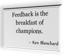 ... feedback system motivates your virtualassistants to do great work