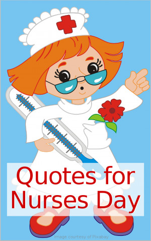 Inspirational Quotes for Nurses Day