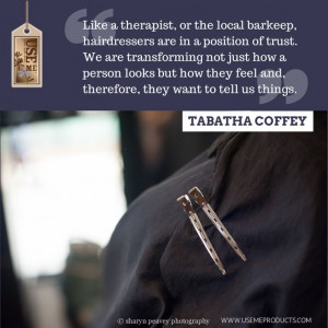 Love this quote from Tabatha Coffey. #TabathaCoffey #hairstylist # ...