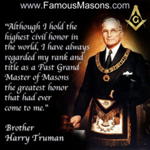 Found on famousmasons.com