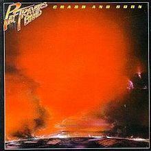 Pat Travers Band-Crash & Burn