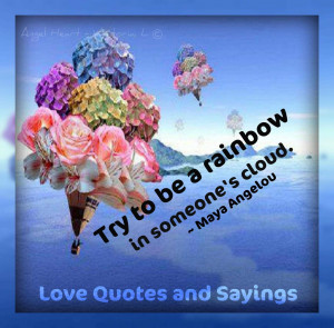 Angel Heart Inspirational Life Quotes