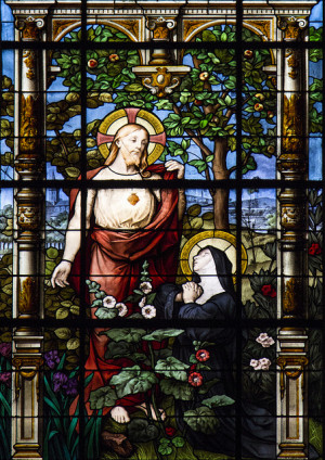Saint Margaret Mary Alacoque Quotes