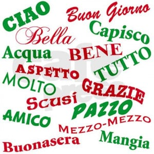 italian sayings family