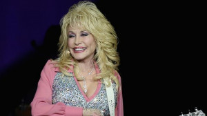 Dolly's new record, Blue Smoke, is her 42nd studio album. Picture ...