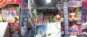 Sailor Moon Merchandise...